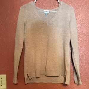 Old Navy Tan Sweater Size S